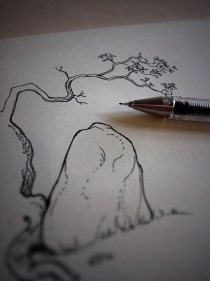 Beginnings of a sketch