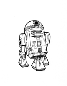 R2-D2, surely everyone's favourite