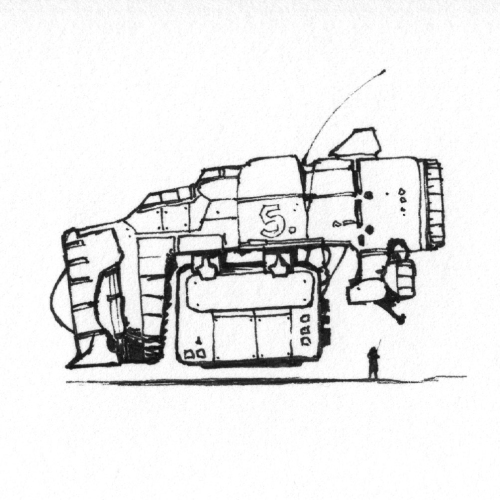 Heavy transport flyer