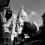 Sacre Coeur, Montmatre.