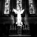 St Michael, Sacre Coeur.