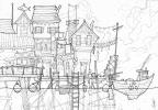 Stilted City III