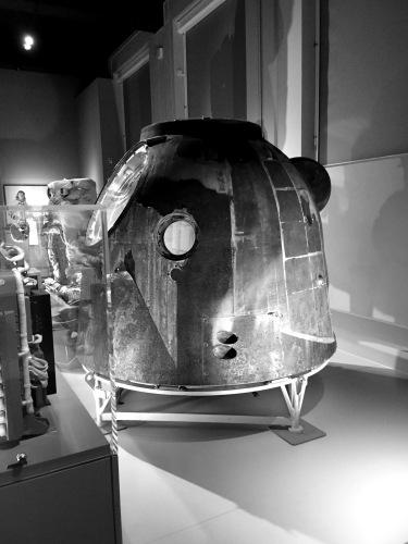 Soyuz Capsule.
