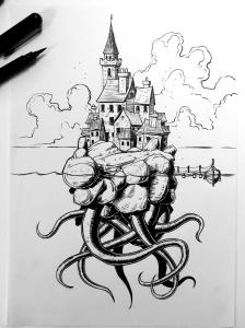 3. The Island