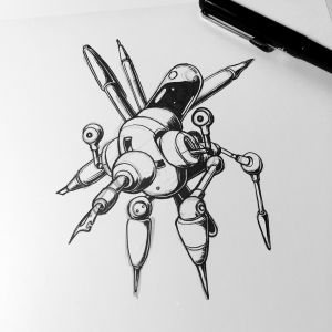 1. The Inkblot.