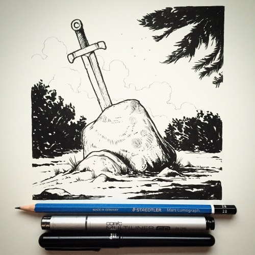 The Sword and the Stone. £30.