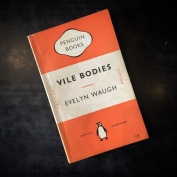 Nothing vile about a classic Penguin book cover.