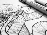 Creature ink