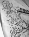Final sketch.