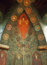 Chapel decoration