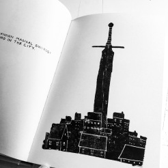 The sword in the city