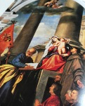 Titian, Madonna with the saints