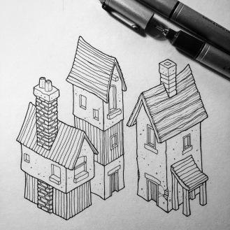 A hamlet.