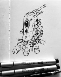 Sensor Bot.