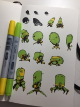Bug Bots.