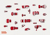 Red Spaceships
