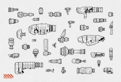 Spaceships Fleet