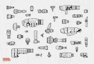 Spaceships Fleet