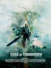 Edge of Tomorrow film poster by Studio Ronin