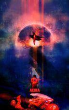 Akira film poster by Studio Ronin