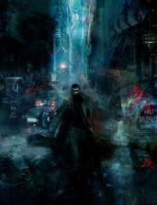 Bladerunner film poster by Studio Ronin