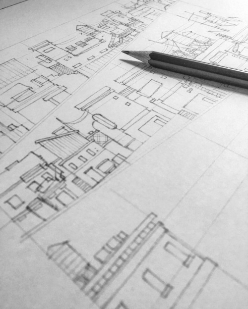 Pencilling…