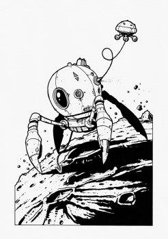 Mining Droid II.