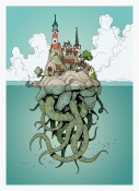 Tentacled Island.